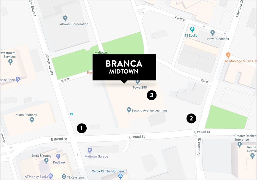 Italian Restaurant | Branca Midtown
